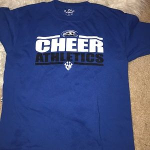 Other - cheer athletics shirt